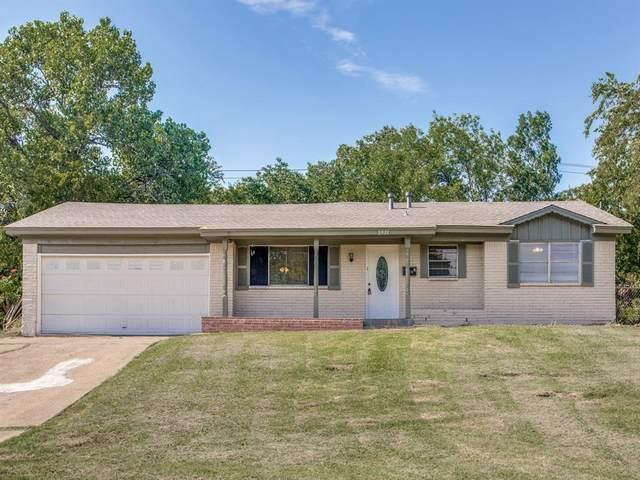 5921 N Hills Drive, North Richland Hills, TX 76117 (MLS #14389699) :: The Chad Smith Team