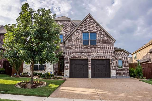 4613 Vista Grande, Plano, TX 75024 (MLS #14389700) :: The Mauelshagen Group