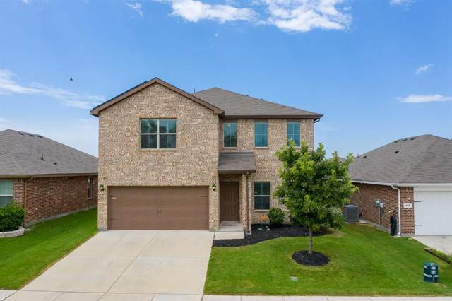 644 Creekview Drive, Azle, TX 76020 (MLS #14389784) :: The Mitchell Group