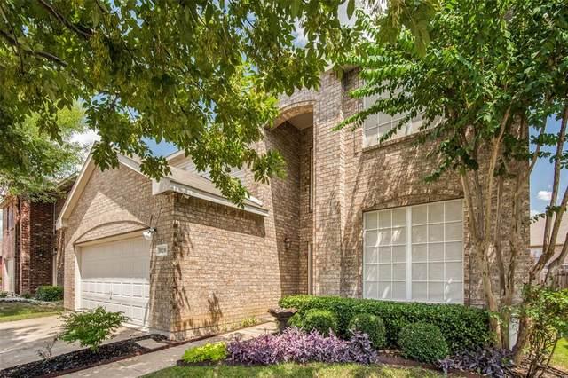 10216 Pear Street, Fort Worth, TX 76244 (MLS #14389833) :: The Heyl Group at Keller Williams