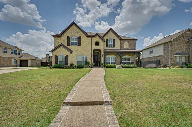 1356 Meadowview Drive, Kennedale, TX 76060 (MLS #14389902) :: Trinity Premier Properties