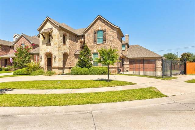 6985 Warbler Lane, North Richland Hills, TX 76182 (MLS #14389978) :: Team Tiller