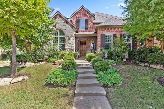 850 Veneto Drive, Allen, TX 75013 (MLS #14390100) :: The Heyl Group at Keller Williams