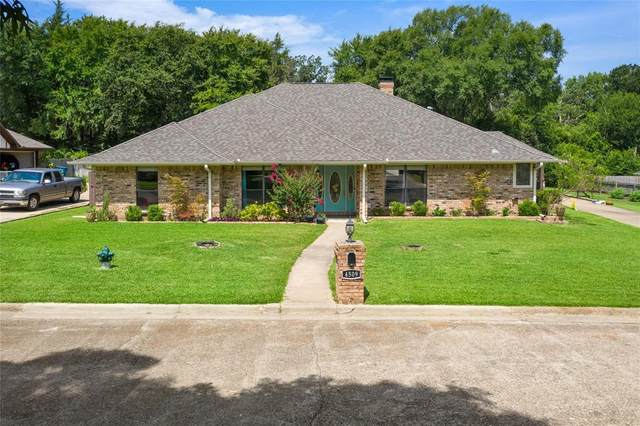 4509 Lakeside Dr, Mount Pleasant, TX 75455 (MLS #14390150) :: All Cities USA Realty