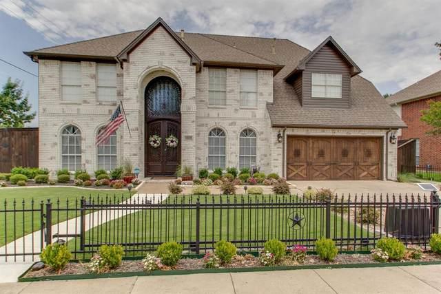 1503 Creekview Drive, Keller, TX 76248 (MLS #14390196) :: EXIT Realty Elite