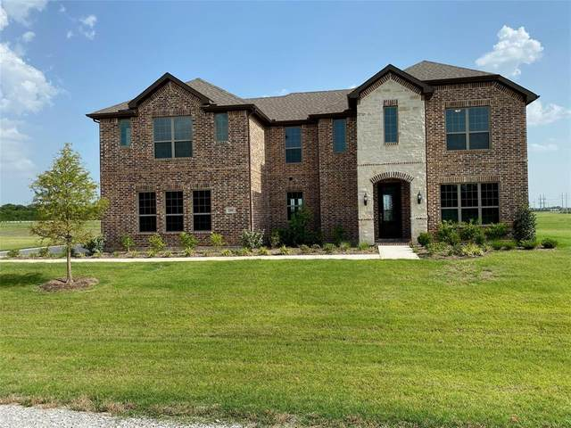 219 Redwood, Van Alstyne, TX 75495 (MLS #14390260) :: Team Tiller