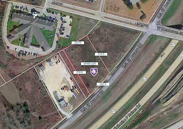 TBD W Henderson, Cleburne, TX 76033 (MLS #14390336) :: The Kimberly Davis Group