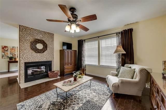 5300 Keller Springs Road #1041, Dallas, TX 75248 (MLS #14390415) :: EXIT Realty Elite