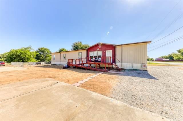 2402 NE 3rd Avenue, Mineral Wells, TX 76067 (MLS #14390449) :: The Heyl Group at Keller Williams
