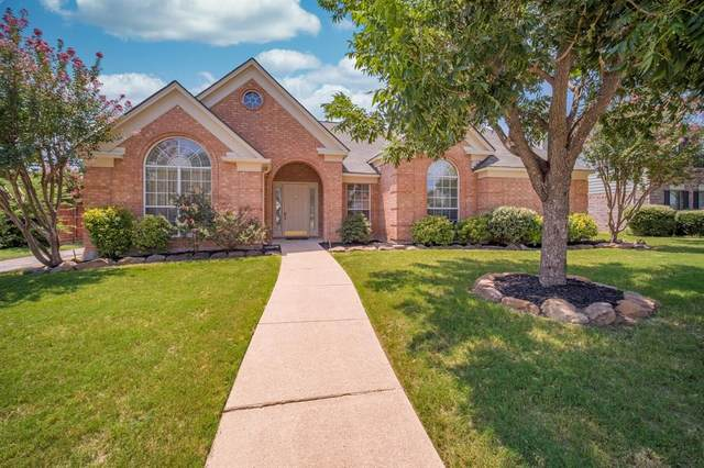 1340 Saddleback Lane, Lewisville, TX 75067 (MLS #14390475) :: Maegan Brest | Keller Williams Realty