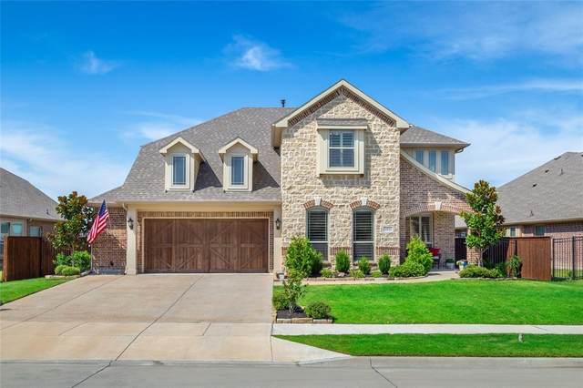 2001 Prestige Cove Court, St. Paul, TX 75098 (MLS #14390504) :: The Chad Smith Team