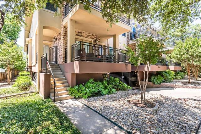 4319 Bowser Avenue #106, Dallas, TX 75219 (MLS #14390515) :: Results Property Group