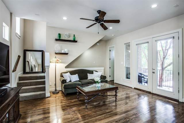 4317 Cedar Springs Road F, Dallas, TX 75219 (MLS #14390636) :: Front Real Estate Co.