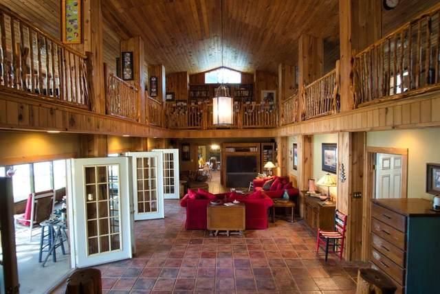 5574 Arrowhead Drive, Possum Kingdom Lake, TX 76450 (MLS #14390704) :: The Tierny Jordan Network