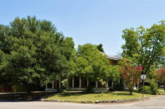 1109 Aldridge Street, Commerce, TX 75428 (MLS #14390714) :: The Tierny Jordan Network