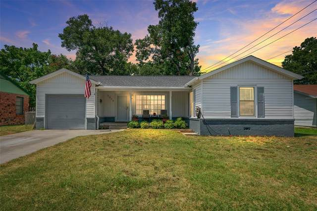 5016 Melbourne Drive, Fort Worth, TX 76114 (MLS #14390717) :: The Mitchell Group