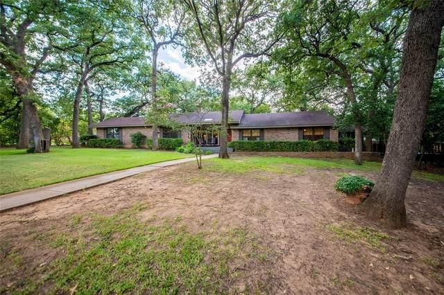 101 Manor Way Street, Grapevine, TX 76051 (MLS #14390738) :: The Rhodes Team