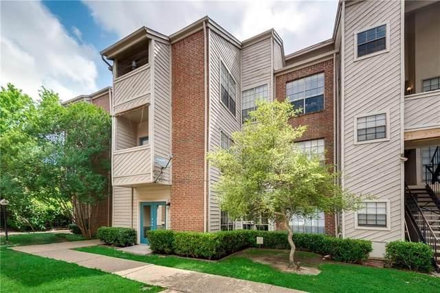 9747 Whitehurst Drive #171, Dallas, TX 75243 (MLS #14390845) :: Results Property Group
