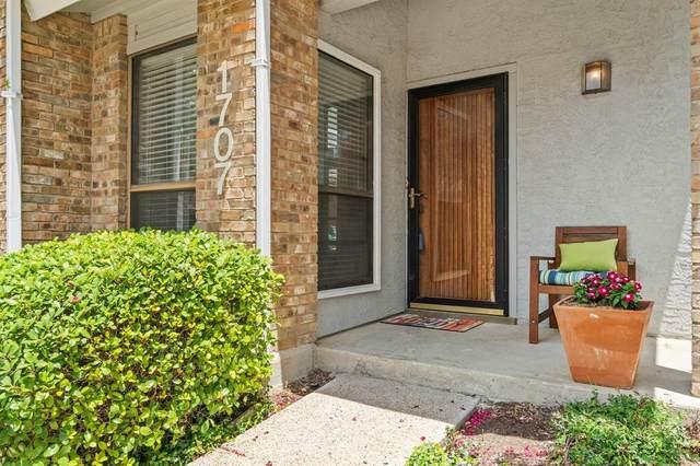 17490 Meandering Way #1707, Dallas, TX 75252 (MLS #14390861) :: Hargrove Realty Group