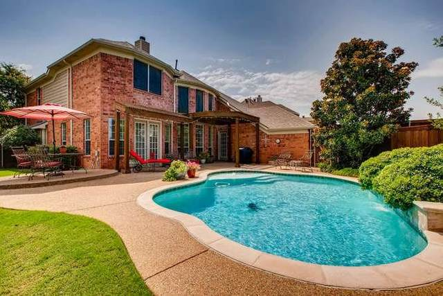 2007 Creekway Drive, Allen, TX 75013 (MLS #14390892) :: Tenesha Lusk Realty Group