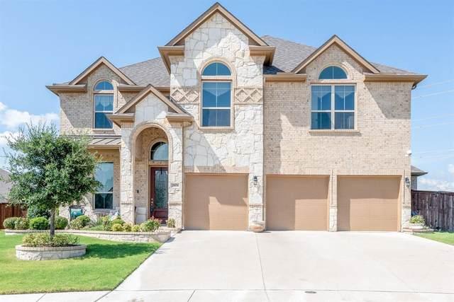 2971 Ladoga Drive, Grand Prairie, TX 75054 (MLS #14390893) :: The Chad Smith Team