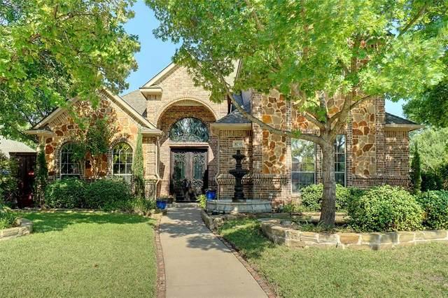 8208 Thornbush Drive, North Richland Hills, TX 76182 (MLS #14390918) :: The Paula Jones Team | RE/MAX of Abilene