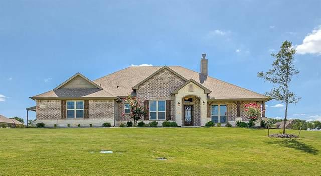 3025 Luke Drive, Farmersville, TX 75442 (MLS #14390969) :: NewHomePrograms.com LLC