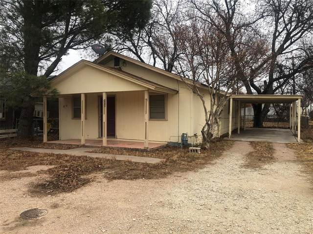 113 Elm Street, Clyde, TX 79510 (MLS #14391052) :: Potts Realty Group
