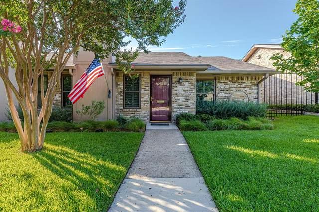 10722 Sandpiper Lane #17, Dallas, TX 75230 (MLS #14391056) :: Robbins Real Estate Group
