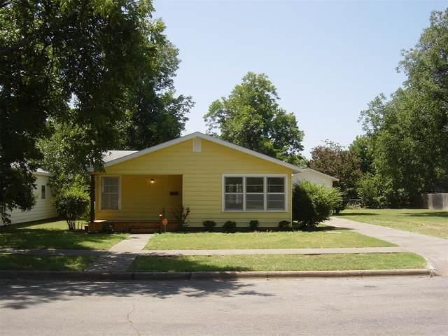 407 West Elm, Olney, TX 76374 (MLS #14391099) :: RE/MAX Landmark