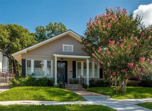 4908 Dexter Avenue, Fort Worth, TX 76107 (MLS #14391105) :: Robbins Real Estate Group