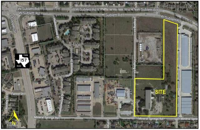1011 Mineral Springs Road, Arlington, TX 76001 (MLS #14391148) :: Feller Realty