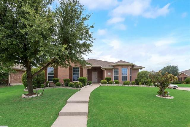 4135 Cherry Ridge Drive, Frisco, TX 75033 (MLS #14391172) :: The Heyl Group at Keller Williams