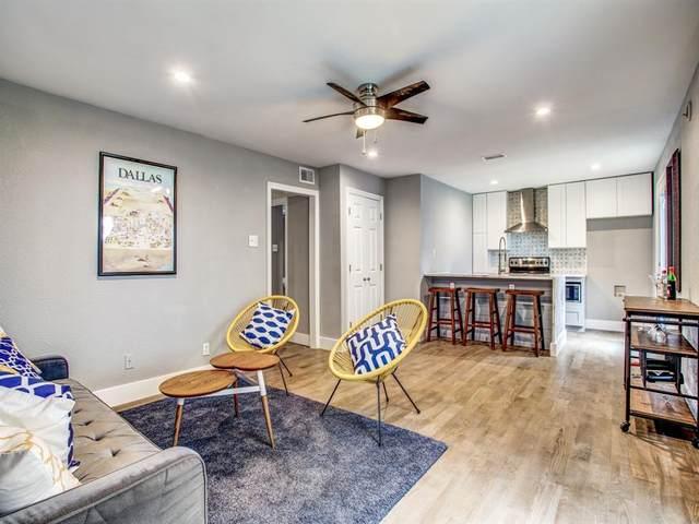 2722 Knight Street 309E, Dallas, TX 75219 (MLS #14391174) :: Front Real Estate Co.