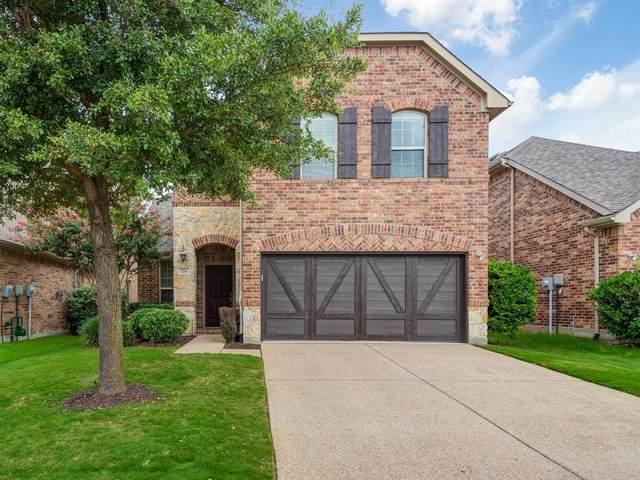 216 Eastland Drive, Lewisville, TX 75056 (MLS #14391190) :: The Kimberly Davis Group