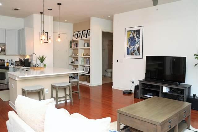 2950 Mckinney Avenue #219, Dallas, TX 75204 (MLS #14391238) :: Results Property Group