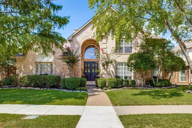618 Lake Park Drive, Coppell, TX 75019 (MLS #14391278) :: The Heyl Group at Keller Williams