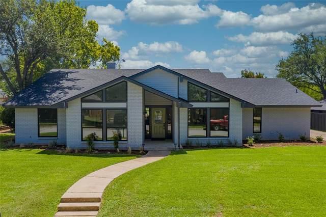 3725 Snow Creek Drive, Fort Worth, TX 76008 (MLS #14391364) :: Frankie Arthur Real Estate