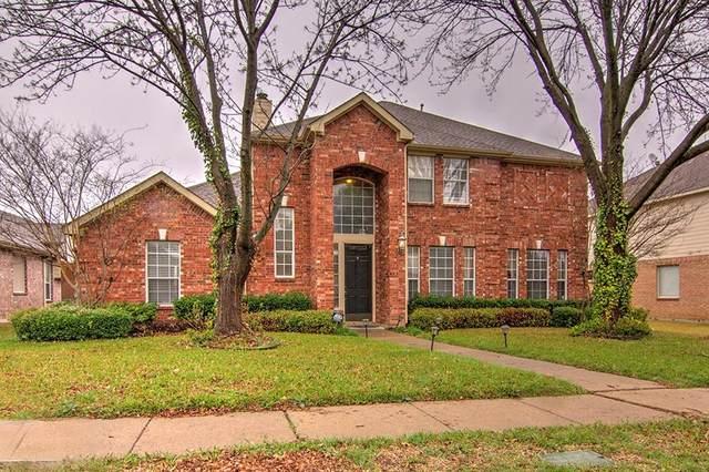 3105 Spring Grove Drive, Plano, TX 75025 (MLS #14391381) :: The Heyl Group at Keller Williams