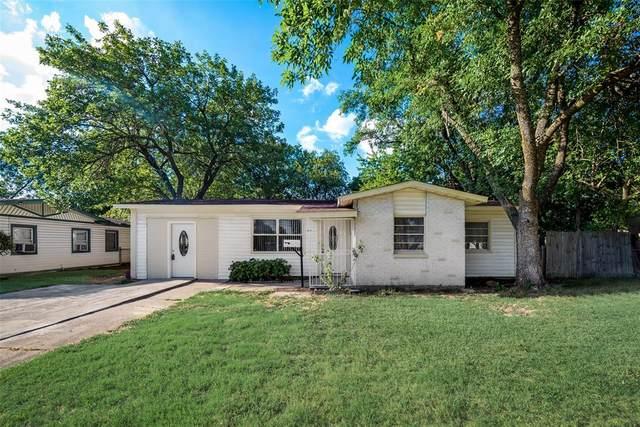 1307 E Park Row Drive, Arlington, TX 76010 (MLS #14391389) :: RE/MAX Pinnacle Group REALTORS
