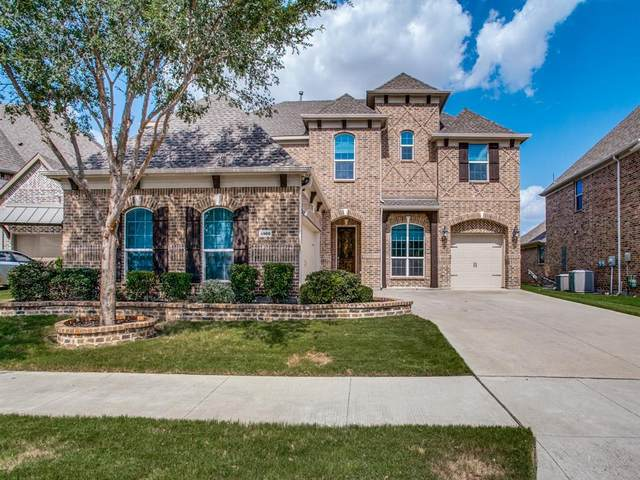 6960 Mercy Road, Frisco, TX 75035 (MLS #14391392) :: The Heyl Group at Keller Williams