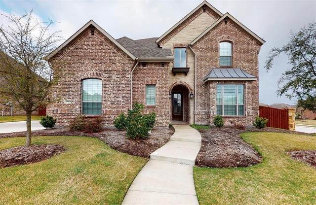 4309 Lorion Drive, Rockwall, TX 75087 (MLS #14391397) :: Maegan Brest | Keller Williams Realty