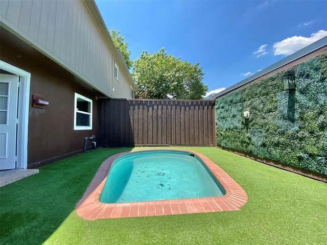 13340 Kit Lane A2, Dallas, TX 75240 (MLS #14391472) :: Results Property Group