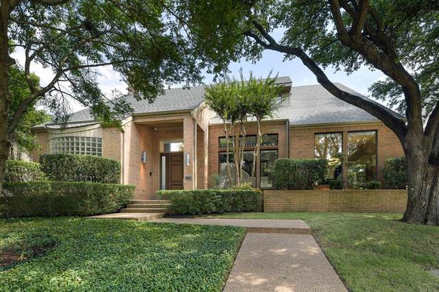 5719 Moss Creek Court, Dallas, TX 75252 (MLS #14391484) :: The Chad Smith Team