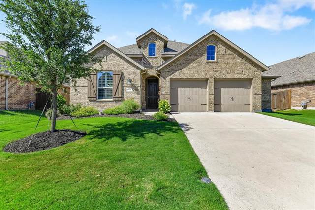 1125 Hot Springs Way, Celina, TX 75009 (MLS #14391507) :: The Heyl Group at Keller Williams