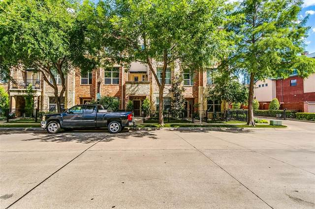 614 E 1st Street, Fort Worth, TX 76102 (MLS #14391602) :: The Heyl Group at Keller Williams