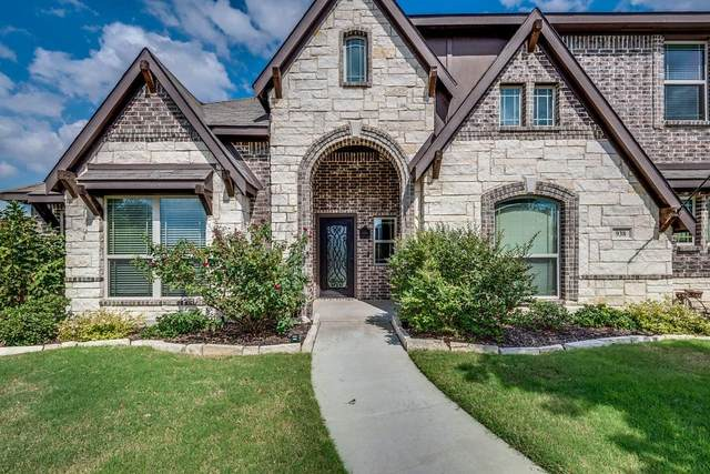 938 Mill Pond Drive, Midlothian, TX 76065 (MLS #14391630) :: The Heyl Group at Keller Williams