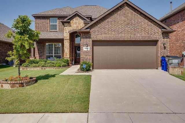 3704 Rumford Road, Frisco, TX 75036 (MLS #14391665) :: The Good Home Team