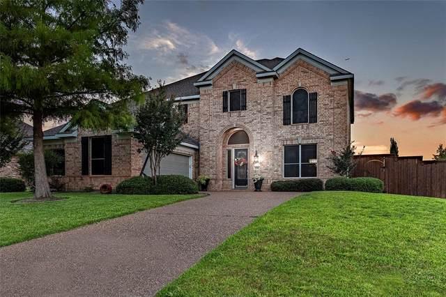 2702 Garrett Drive, Highland Village, TX 75077 (MLS #14391666) :: The Rhodes Team