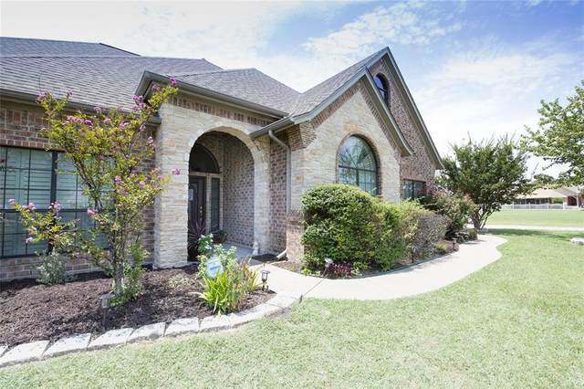 415 Rugged Drive, Red Oak, TX 75154 (MLS #14391684) :: The Heyl Group at Keller Williams
